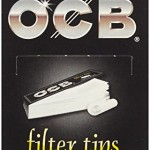 OCB 9001 Filter Tips 25 Heftchen, 50 Blatt