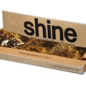 24k Gold Papers von Shine